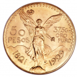 Mexican Peso Gold Coins