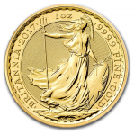 United Kingdom Gold Britannia Coins