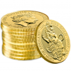 United Kingdom Queen's Beasts Gold Coins